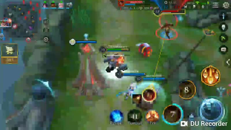 Arena of Valor(AoV) wisp 40% DMG Late game moment's