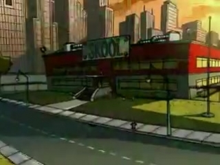Invader Zim : Season 2, Episode 1 Mysterious Mysteries, Future Dib.flv - rus