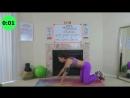УСПЕТЬПОХУДЕТЬ №4 Программа Тренировок для Похудения. Фитнес Дома.