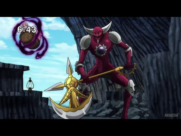 Семь смертных грехов Эсканор против Галана