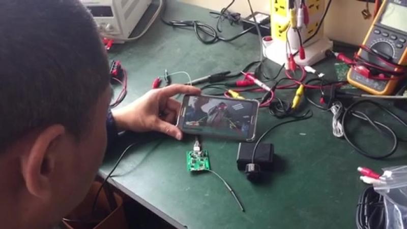 New version 2.4g wireless video transmitter (1)