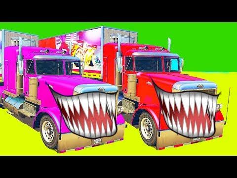 Carritos para niños - Camiones y Coches infantiles 💚 Camión de Bomberos