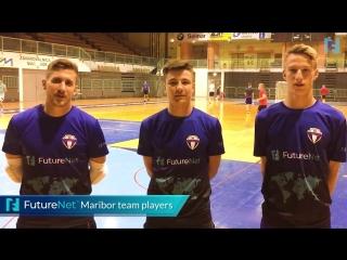 FutureNet Futsal Maribor team!