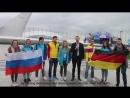 Diplomaten International DMW und JuPa Bonn-Kaliningrad-Moskau in Sochi 2017 beim WFYS 2017