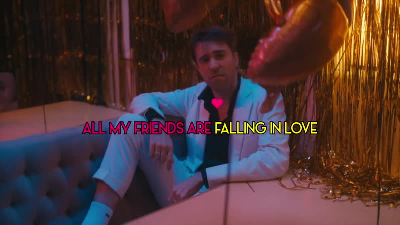 The Vaccines - All My Friends Are Falling In Love (2018) (Pop Rock)