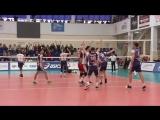 HIGHLIGHTS. Енисей — Динамо-ЛО Суперлига 2017-18. Плей-аут. Мужчины