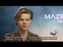 Maze Runner Thomas Brodie-Sangster on still being the Love Actually kid Rus(sub)
