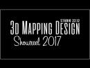 Шоурил 2017 Студия 22 12 Showreel studio 22 12 2018 3d mapping 3д маппинг мэппинг меппинг корпоратив юбилей свадьба презентация