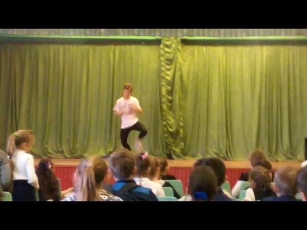 Данил рыбьяков и шоу танцы на ТНТ в омской школе номер 138