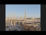 هنيئاً للمدينة برسول الله ﷺ هنيئاً لها ولاهلها هذا الشرف ' هاجر إليها ودفن فيها صلوات الله وسلامه عليه وهي عاصمة الإسلام
