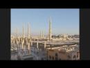 هنيئاً للمدينة برسول الله ﷺ هنيئاً لها ولاهلها هذا الشرف هاجر إليها ودفن فيها صلوات الله وسلامه عليه وهي عاصمة الإسلام