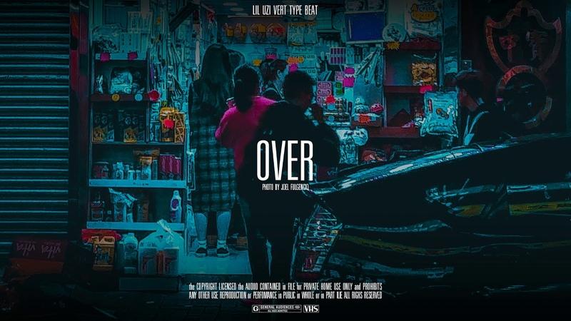 💽 Lil Uzi Vert - Over [Type Beat By ILIE]