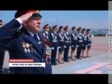 Кадетский флешмоб ко дню годовщины Великой Победы