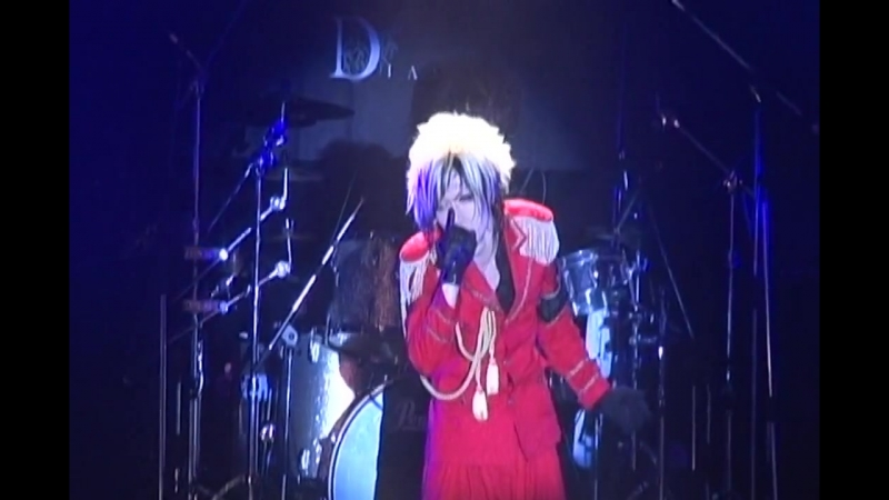 DIAURA『Judgement Day』2012.08.28 Ebisu LIQUIDROOM