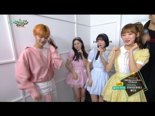 · Interview · 180406 · OH MY GIRL BANHANA · KBS2