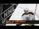 Bergeron's big game, Couture's 2OT winner steal the night