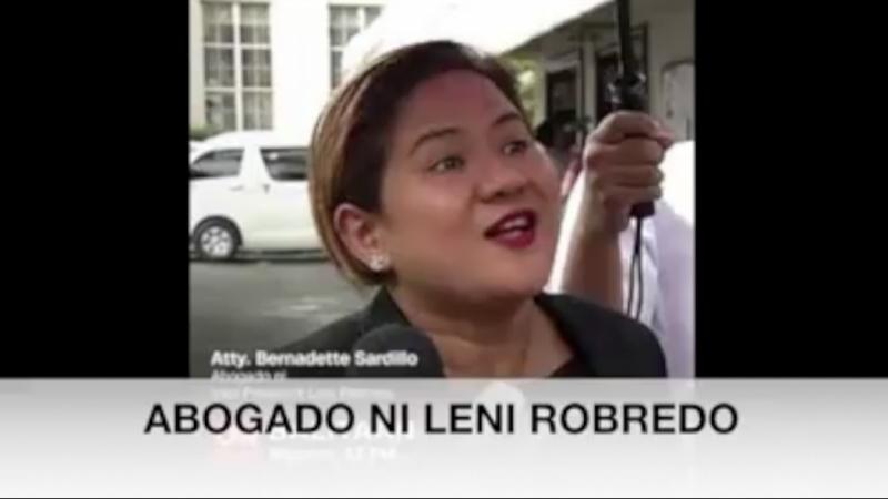 Abogado ni Fake VP Leni Robredo, gustong sirain ang kredibilidad ni Atty Glenn Chong