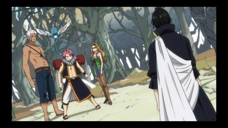 Сказка о Хвосте феи / Fairy Tail (97-108 серии)