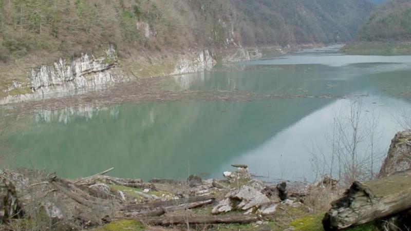 Озеро Амткел. Абхазия.