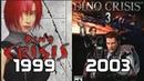 Evolution of Dino Crisis Games 1999-2003