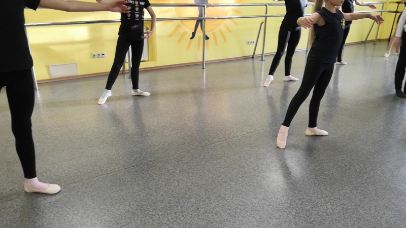 Классический балет. Школа танцев и творчества Рассвет