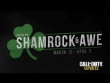 Официальный трейлер операции «Слава Ирландии» в Call of Duty: WWII