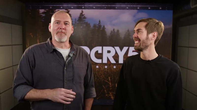 Far Cry 5 Vicious Wildlife A Crazy Cast of Characters and Co Op Hijinks UbiBlog Ubisoft US