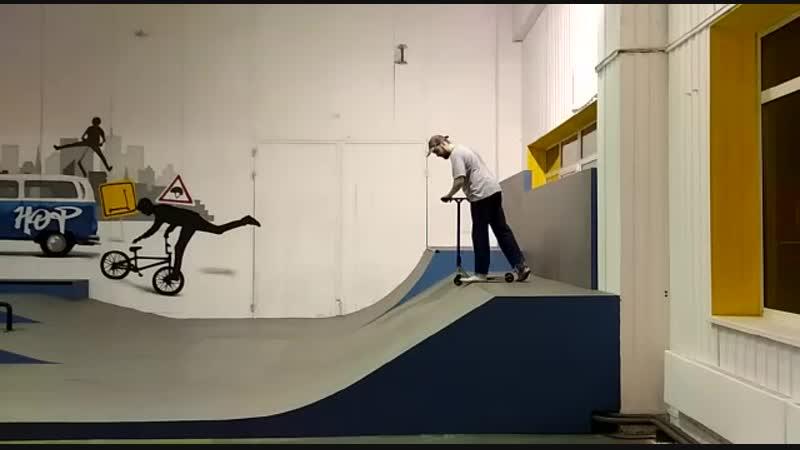команда Kickmeat в новом скейт парке в Москве