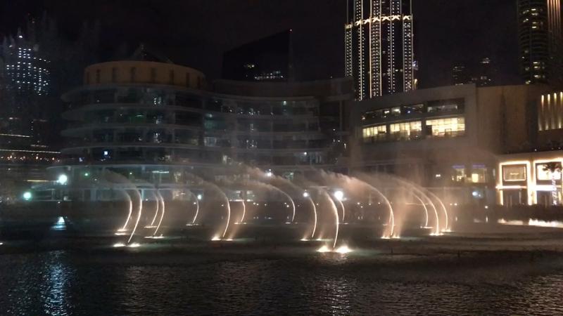 I Will Always Love Dubai