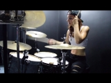 In The Name Of Love - Drum Cover - Martin Garrix Bebe Rexha - Punk Goes Pop(Too Close To Touch)