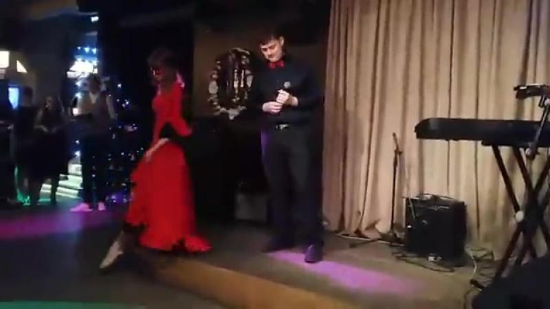 Lady in Red Ryazan