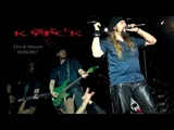 Kypck - Live in Moscow 01.04.2017