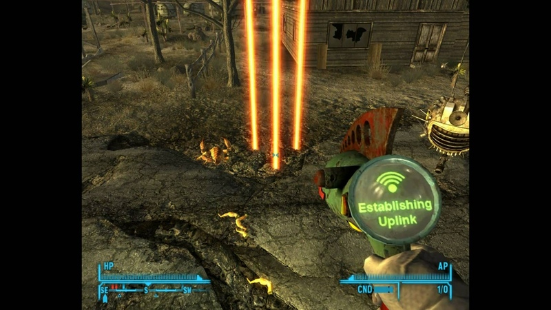 Fallout: New Vegas: Just how powerful is Euclid's C-Finder?