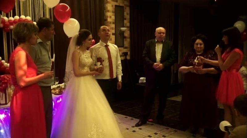 Свадьба Белая ворона