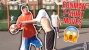 CONMAN'S T-SHIRT STREETBALL / BASKETBALL MOVES
