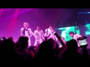 VK 180720 MONSTA X fancam Beautiful @ The 2nd World Tour The Connect in Chicago