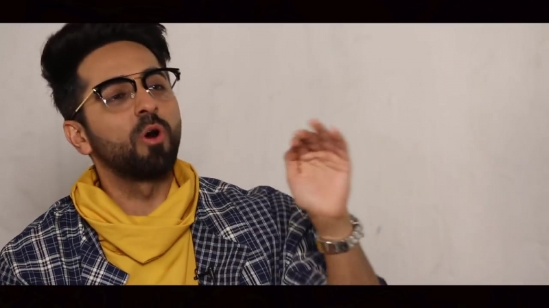 "Ayushmann Khurrana Interview_ ""I would like to ROMANCE Neena Gupta"" _ Badhaai Ho"