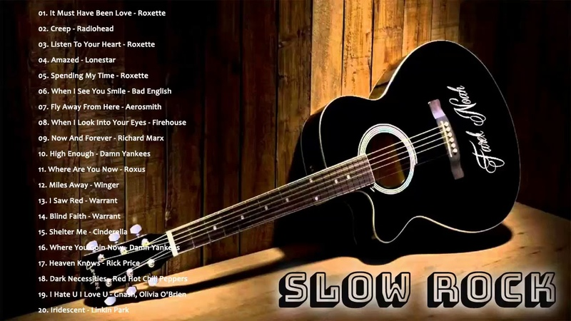D best of Slow Rock Non Stop Medley 80s 90s - Best Slow Rock Love Songs Of All Time