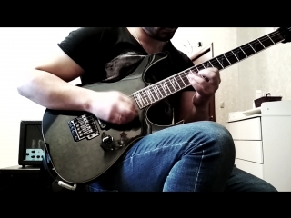 Guthrie Govan's Solo Cover by (Angry G)