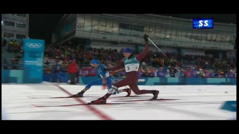Лучшие моменты российских спортсменов на Олимпиаде 2018(25.02.18)(ss).