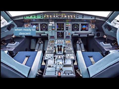 Engine Failure In Cruise - Standard Strategy - A320