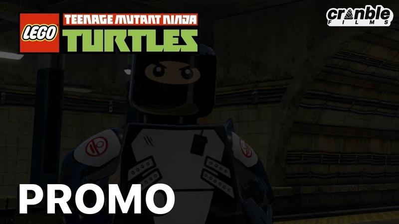 LEGO Teenage Mutant Ninja Turtles промо 6 ой серии