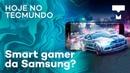 Smart gamer da Samsung, novas placas da NVIDIA e mais - Hoje no TecMundo