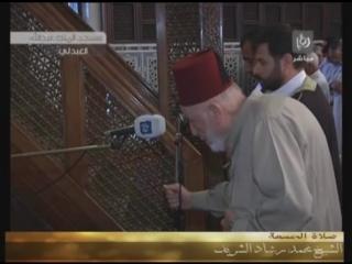 Самый красивый голос в мире - مقرئ الأقصى شهيد محمد رشاد الشريف