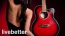 İspanyol Flamenko Gitar enstrümantal romantik chill out rahatlatıcı