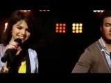 Братья Джонас, Селена Гомез, Деми Ловато и Майли Сайрус(Ханна Монтана) - Send It On (Official Music Video)