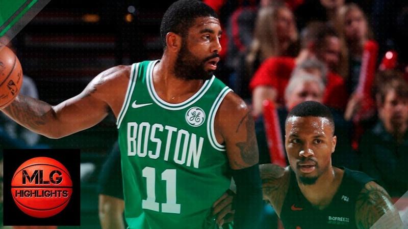 Boston Celtics vs Portland Trail Blazers Full Game Highlights 11 11 2018 NBA Season