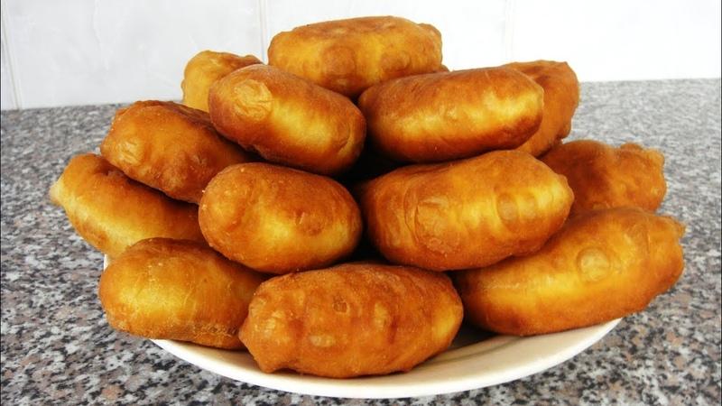 Пирожки на кефире рецепт Быстрые, вкусные, пышные пирожки с рисом, яйцом...