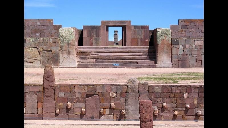 Los reinos perdidos de Sudamérica 2/4: Tiahuanaco, la piedra en el centro - Documental