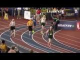 100–летний Орвилл Роджерс устанавливает возрастной рекорд в мужском забеге на 60 метров
